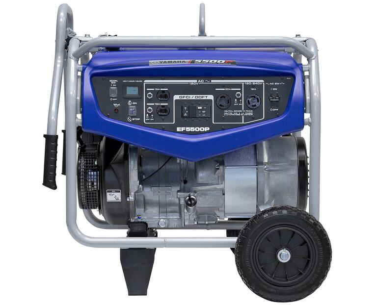 EF5500P, color Blue