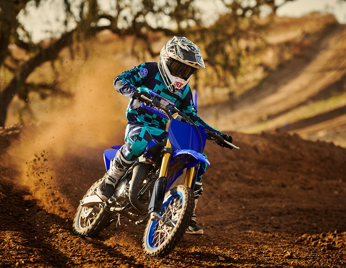Action image of 2021 YZ65