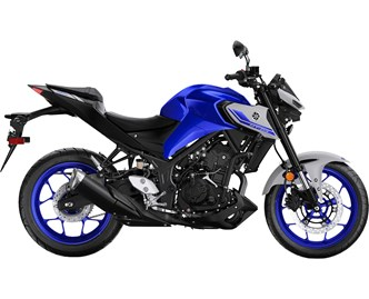 Discover more Yamaha, product image of the 2021 MT-03