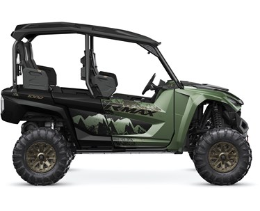 Thumbnail of the 2021 Wolverine® RMAX™4 1000 EPS SE