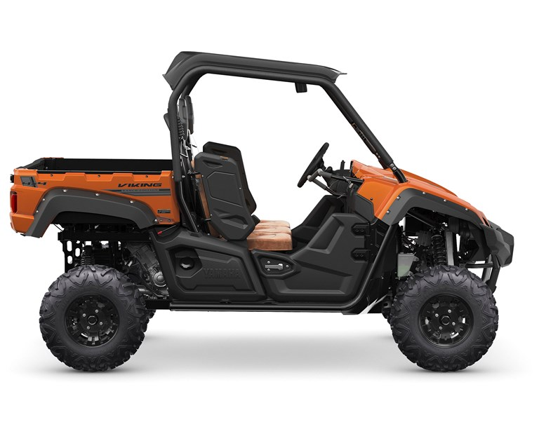 2021 VIKING EPS SE, color Copperhead Orange Metallic