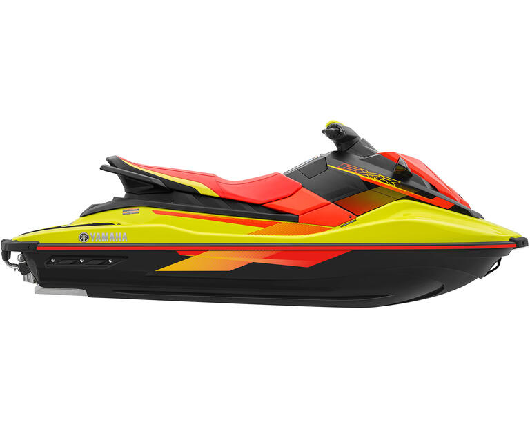 2021 EXR, color Lime Yellow/Neon Lava