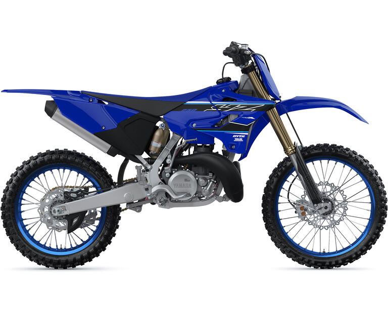 2021 YZ250, color Yamaha Racing Blue