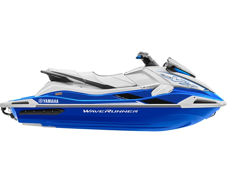 2021 VX DELUXE, color Azure Blue/White