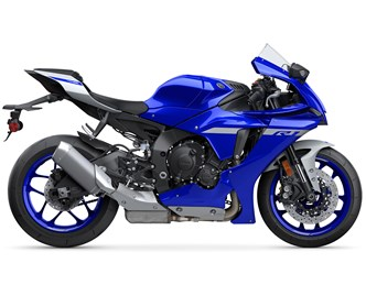 Discover more Yamaha, product image of the 2021 YZF-R1