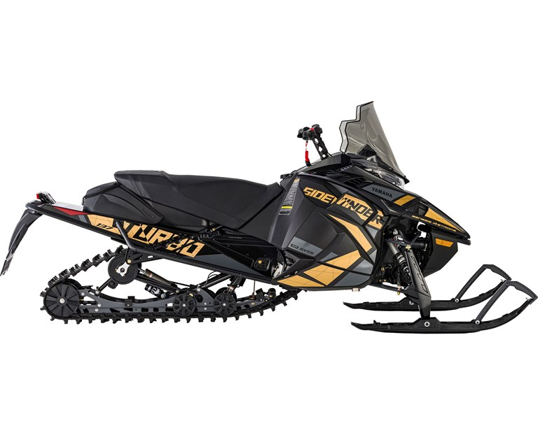 Sidewinder L-TX GT 2021, color noir/or