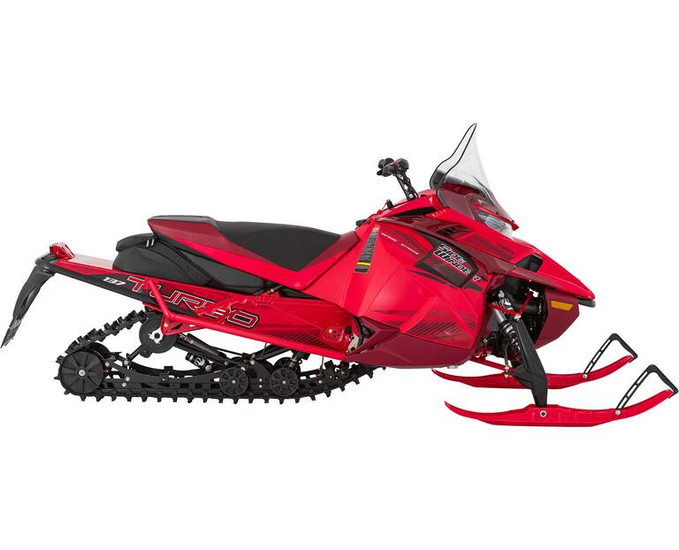 SIDEWINDER L-TX GT 2020, color Rouge vif métallique