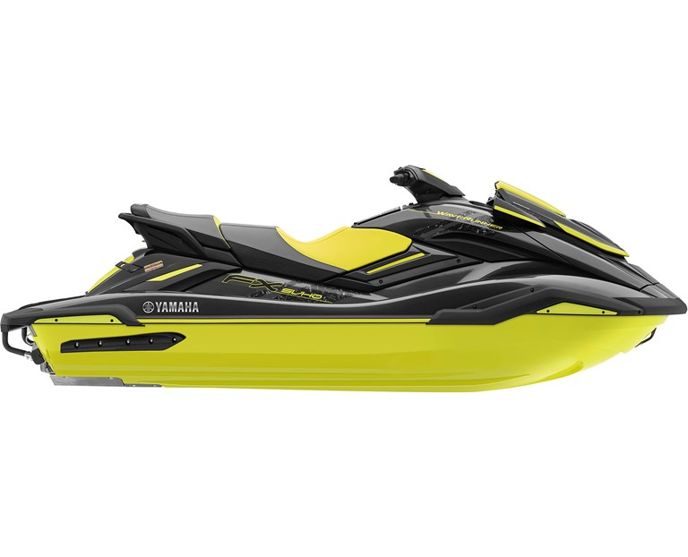 FX SVHO 2021, color Carbon/Jaune Citron