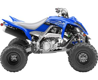 Thumbnail of the RAPTOR 700R 2020