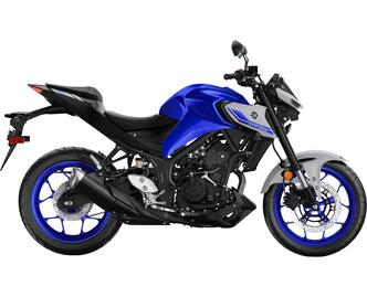 Discover more Yamaha, product image of the MT-03 2021