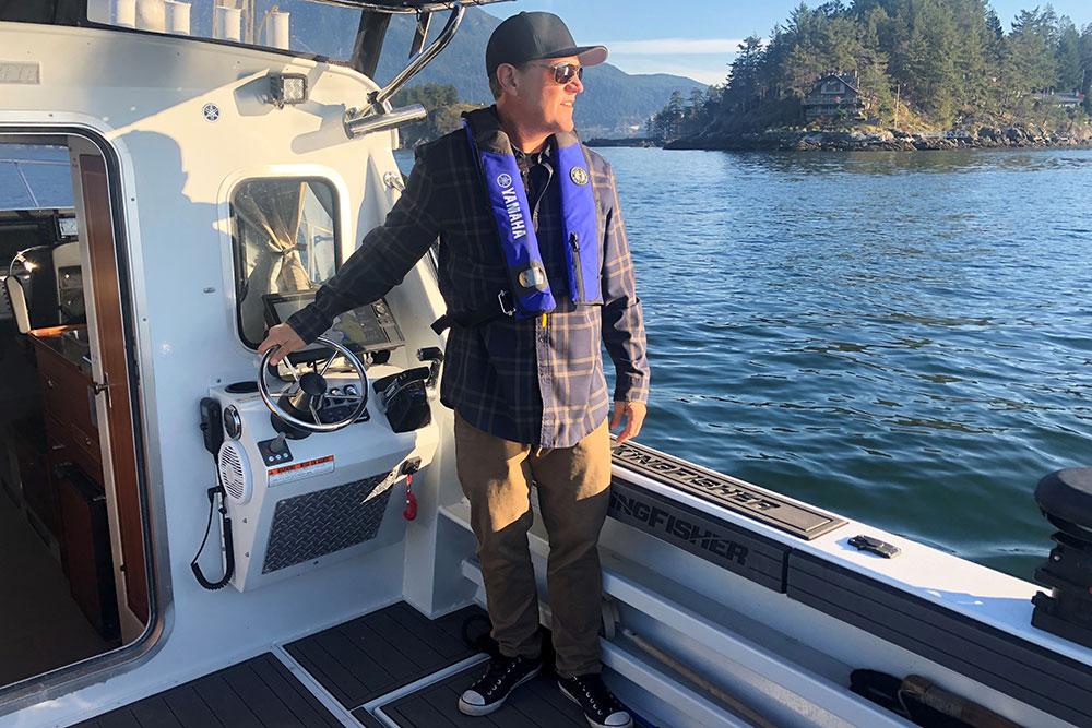 Howe Sound Tim